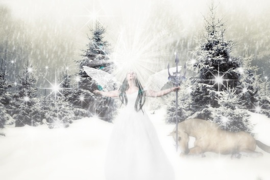 snow queen finished